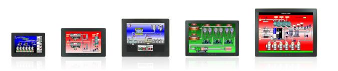 Graphite Touchscreen HMI Bedienerschnittstellen