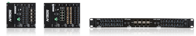 N-Tron NT24K Series Full Gigabit Managed Switches