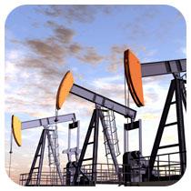 Öl- und Gasbild