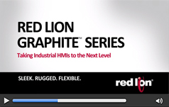 Introducing Graphite®: The Next Level of HMIs