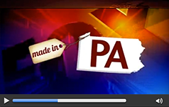 Made in Pennsylvania, USA - WPMT-TV FOX 43