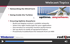 Networking the Wind Farm: A Closer Look at the Equipment that Ensures Uptime
