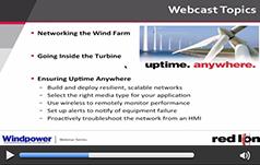风力发电厂网络化:透析确保正常运行时间的设备