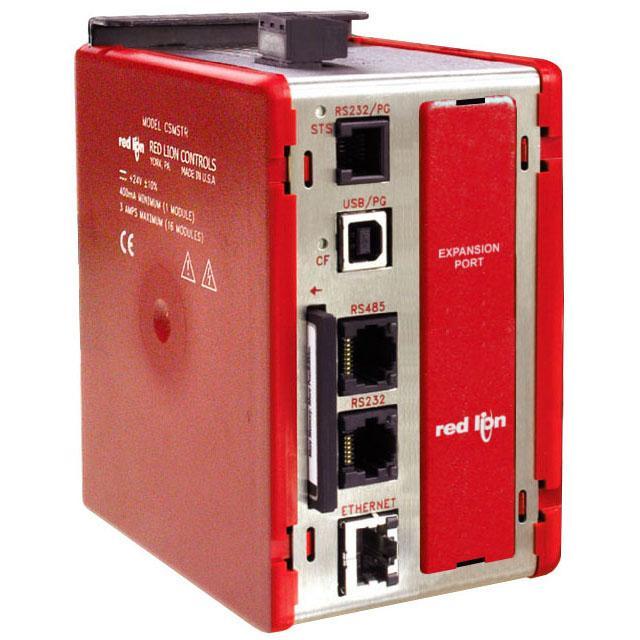 Csmstrgt Data Logger Web Server Virtual Hmi Vga Red Lion